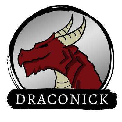 dragonick - tabletop writer and blogger